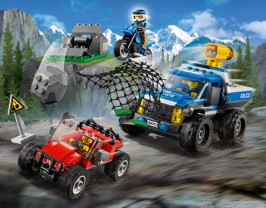 LEGO® CITY Mountain Police